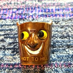 5/25  Shot glass collectible